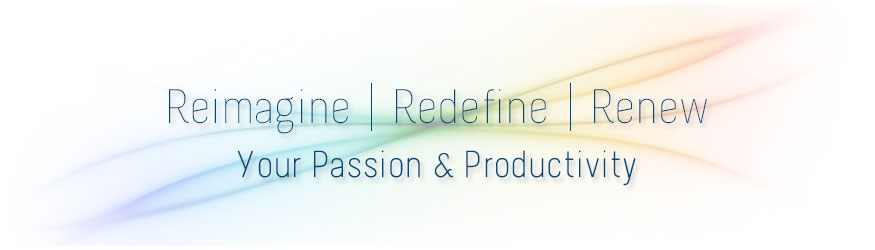 Reimagine, Redefine, Renew